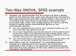 two way anova spss example