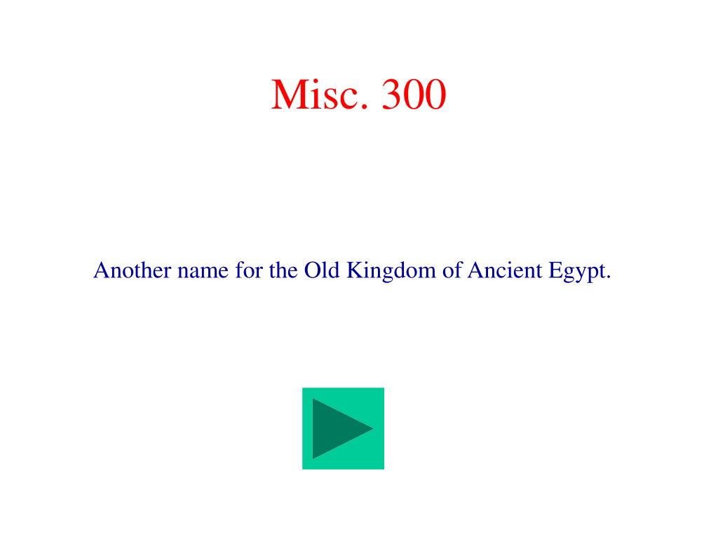 Misc. 300