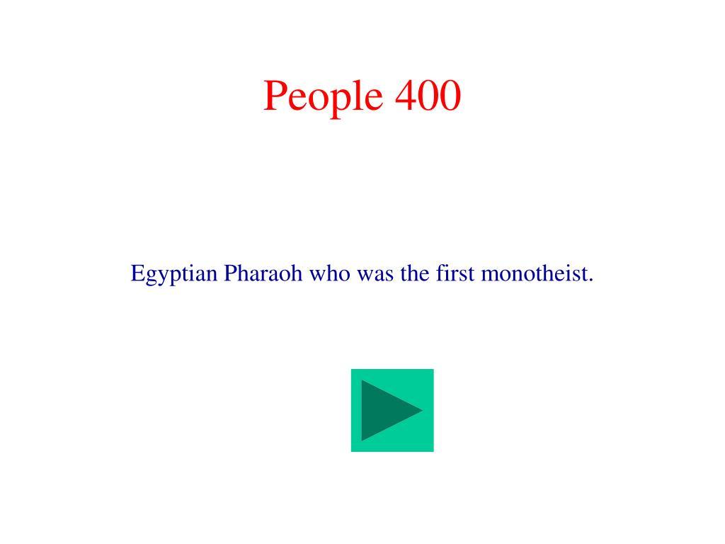 People 400