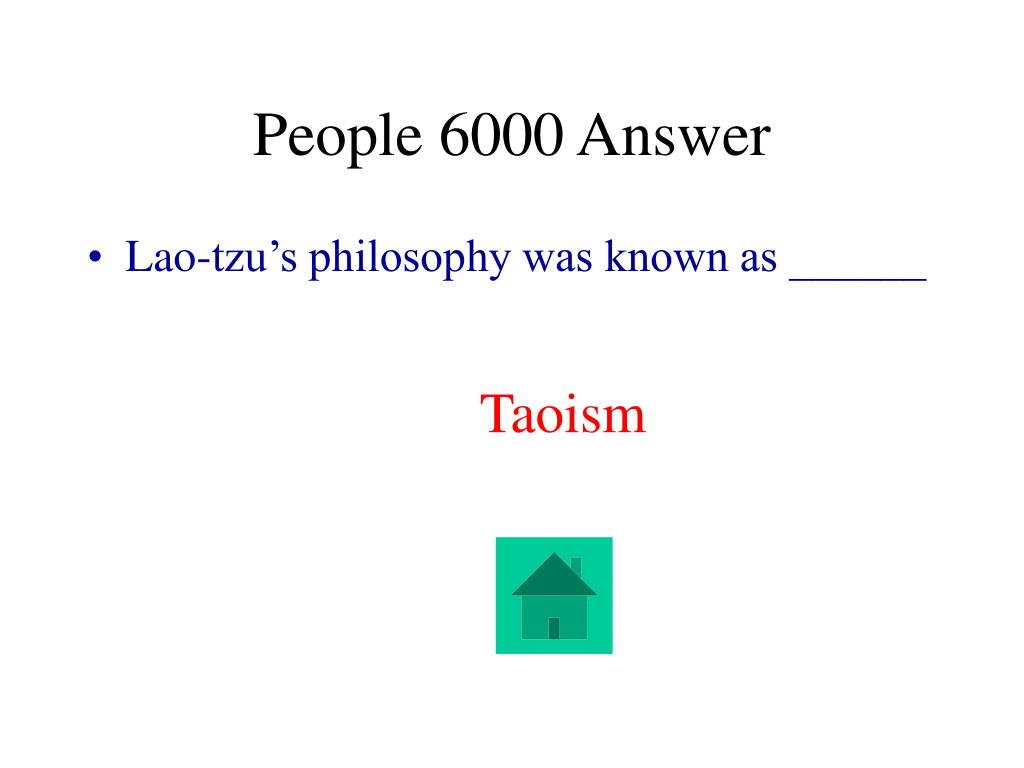 People 6000 Answer