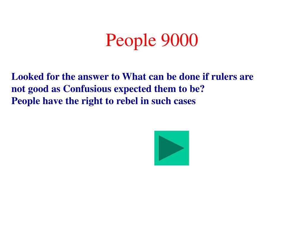 People 9000