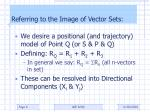 referring to the image of vector sets