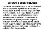saturated sugar solution1