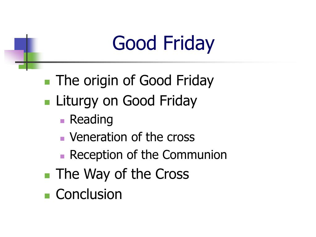 good friday l.