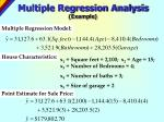 multiple regression analysis example