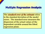multiple regression analysis3