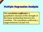 multiple regression analysis7