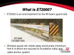 what is et2000