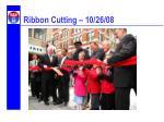 ribbon cutting 10 26 081