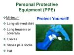 personal protective equipment ppe2