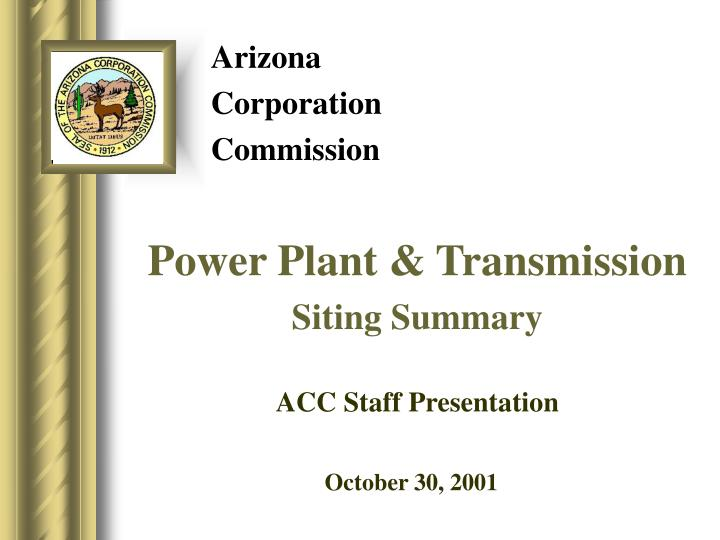 arizona corporation commission n.