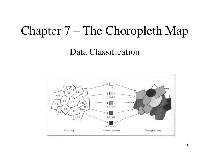 chapter 7 the choropleth map n.