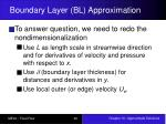 boundary layer bl approximation4