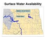 surface water availability
