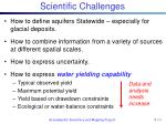 scientific challenges