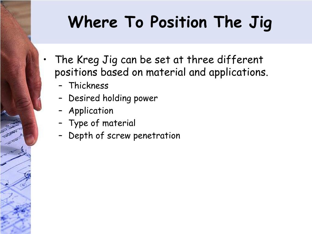PPT - About The Pocket Hole PowerPoint Presentation - ID:1198004
