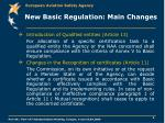 new basic regulation main changes1