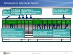 appearance approval report2