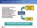 measurement system analysis msa1