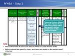 pfmea step 2