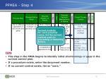 pfmea step 4