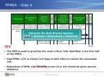pfmea step 6