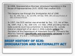 brief history of sijs immigration and nationality act