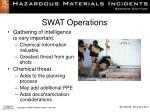swat operations
