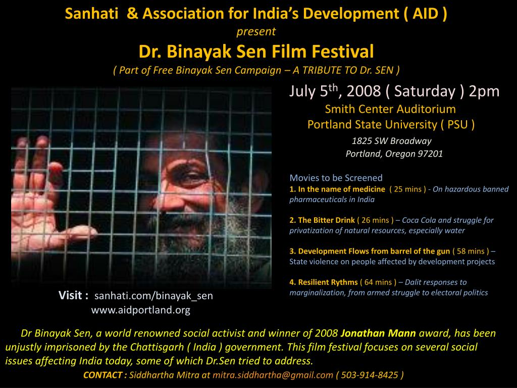 Sanhati  & Association for India's Development ( AID )