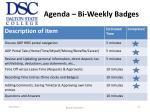 agenda bi weekly badges6
