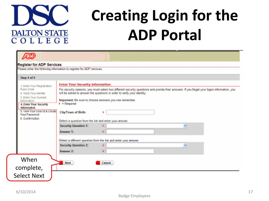 By Photo Congress || Adp Portal Services