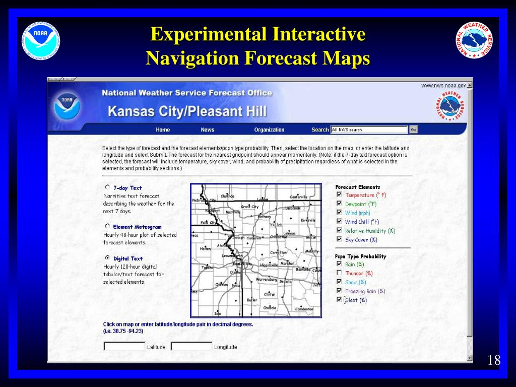 Experimental Interactive