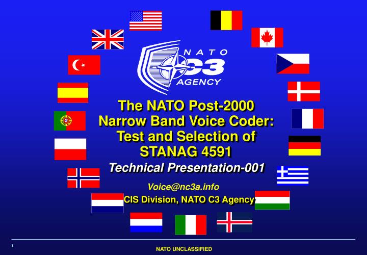 cis division nato c3 agency n.