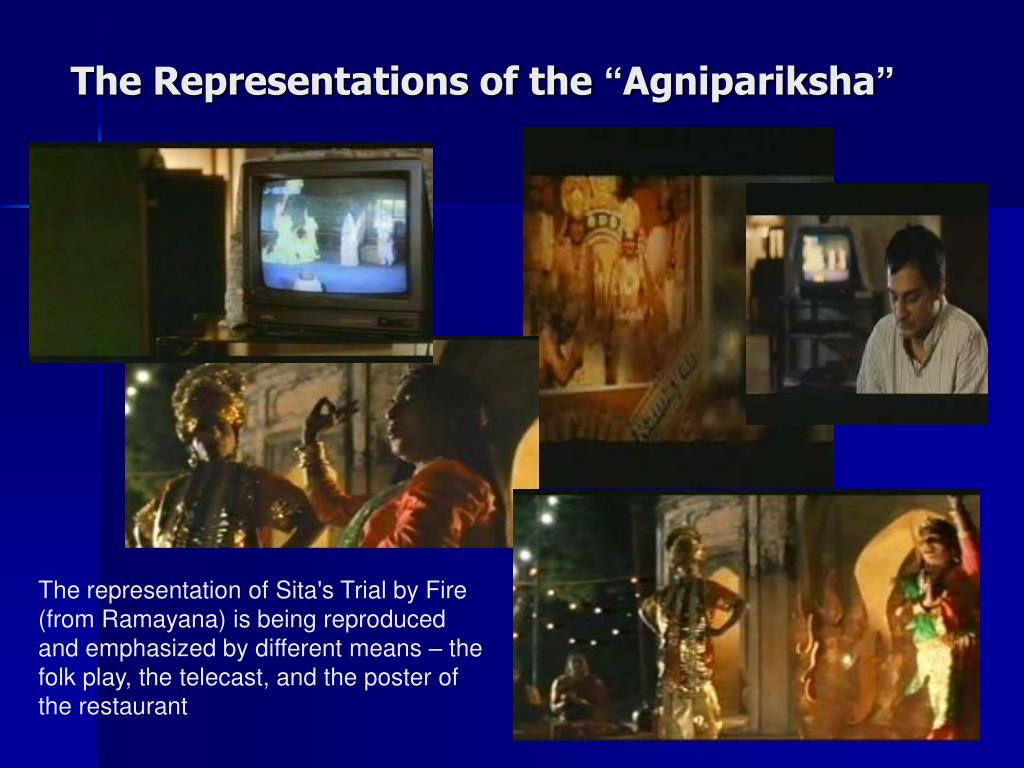 The Representations of the
