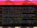 anna hunter for and by men colony gender and aboriginal self government