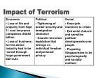 impact of terrorism1