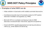 nws dot policy principles12