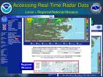 accessing real time radar data25