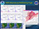 nws blacksburg em briefing page19