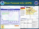 river forecast info ahps28