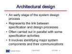 architectural design1