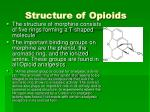 structure of opioids1