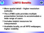 l3mto benefits