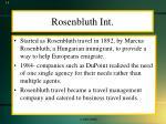 rosenbluth int1