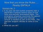 now that you know the rules reality emtala2