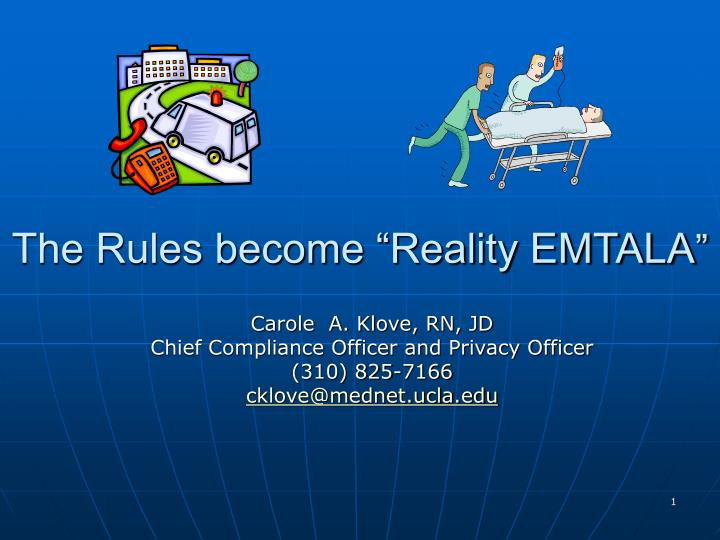 the rules become reality emtala n.