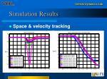 simulation results22