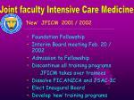 new jficm 2001 2002