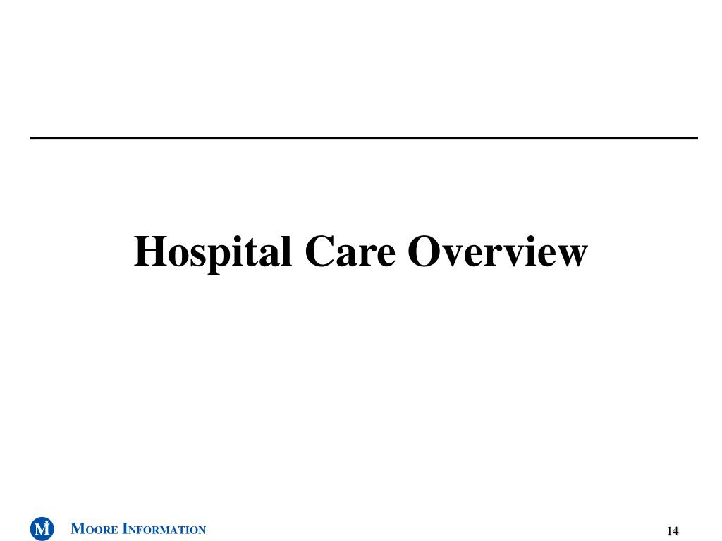 Hospital Care Overview