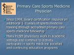 primary care sports medicine physician1